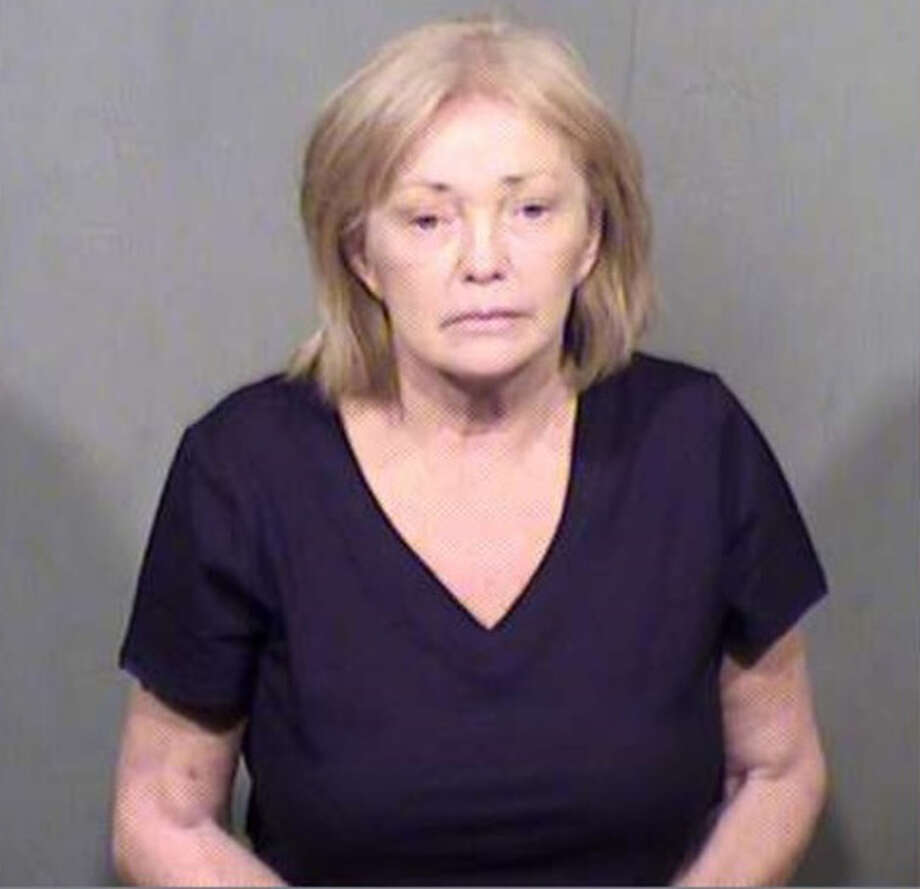 Linda Jean Fahn  fired shots at her husband while he sat on the toilet. Photo: Goodyear Police Dept.