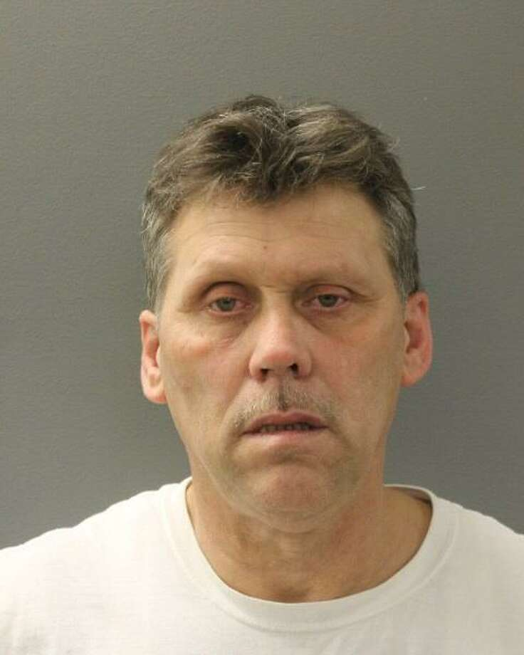 William Healy, 53, of Hartford Turnpike, was arrested for reportedlystealing $3,000 worth of household items in February 2016. Photo: By Register Staff