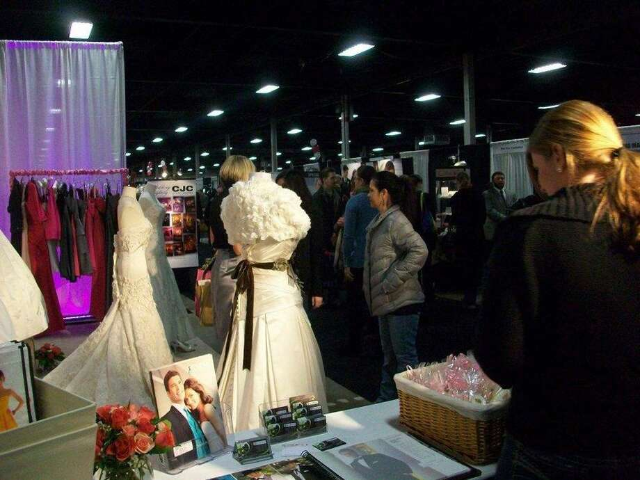 On Jan. 13, Jenks Productions will transform the Oakdale Theater into a bridal and wedding wonderland. Photo: Contributed Photo