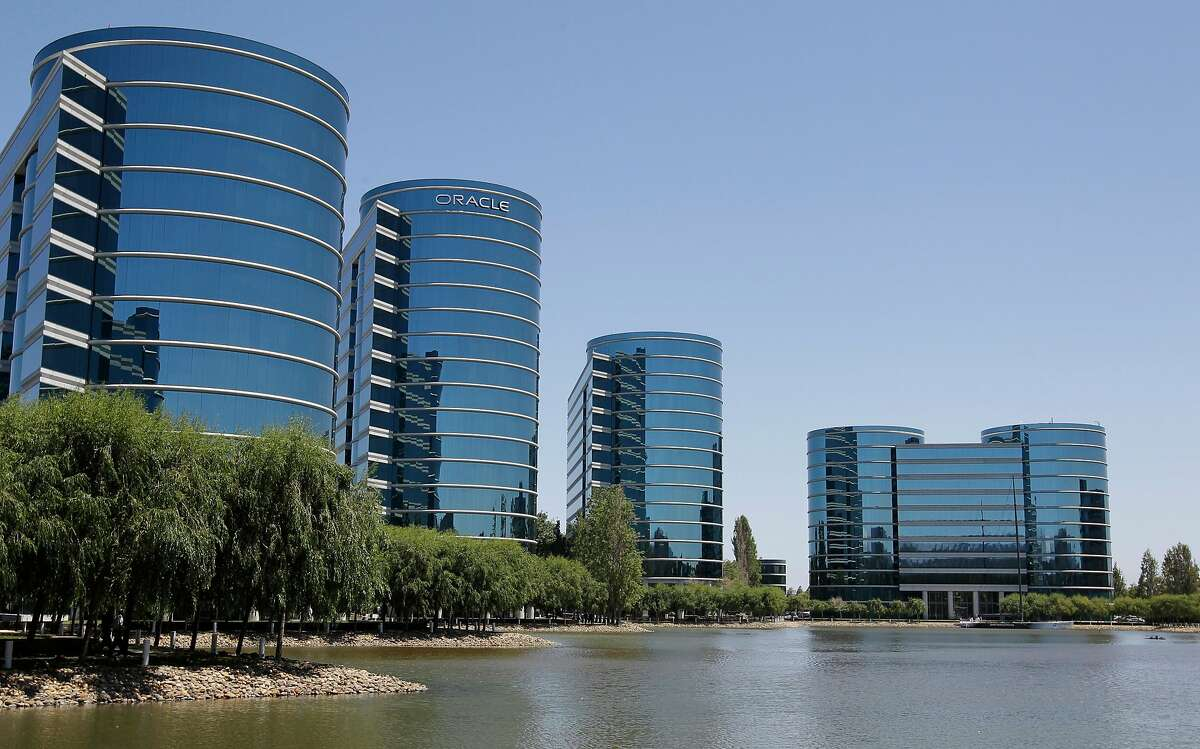 Oracle's headquarters are currently in Redwood City, but the company is planning to move to Austin, Tex.
