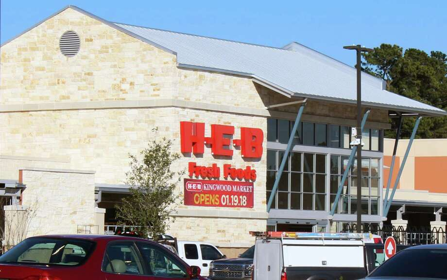 The Kingwood H-E-B is set to re-open on Friday, Jan. 19 after a five-month closure due to flood damage from Hurricane Harvey. Photo: Melanie Feuk