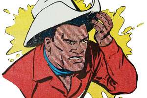 The Chisholm Kid was the first black cowboy in a comic strip in the 1950s. The Chisholm Kid highlights a new exhibit at the Institute of Texan Cultures.