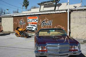 Clutch Bar and Grill, which caters to car enthusiasts, had its grand-opening party on New Year's Eve at 2603 Rigsby after an extensive 18-month renovation process of what was the former Alamo City Bar.