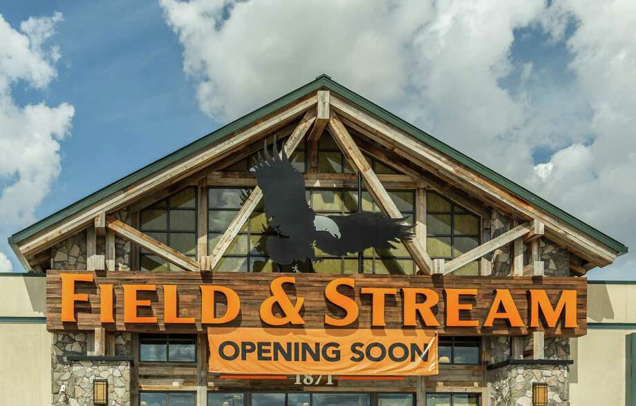October 13 2016:  Field & Stream will be opening soon at the Dick's Sporting Goods store in Katy, Texas.  (Leslie Plaza Johnson/Chronicle) Photo: Leslie Plaza Johnson, Freelancer / Freelance