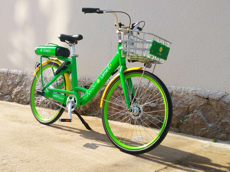 LimeBike is deploying electric bicycles in select cities across the country. Photo: LimeBike