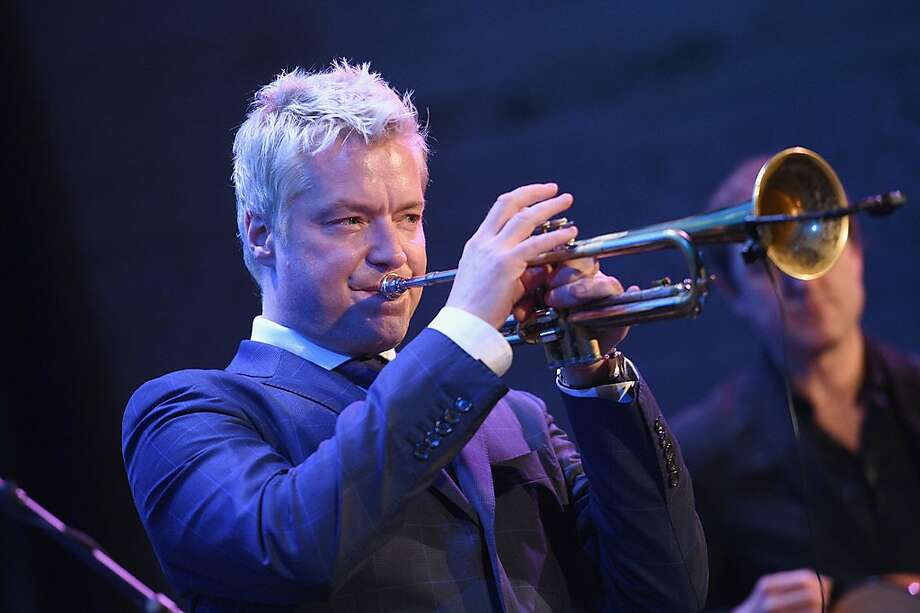 Chris Botti will be performing at SFJazz through Sunday, Jan. 14.