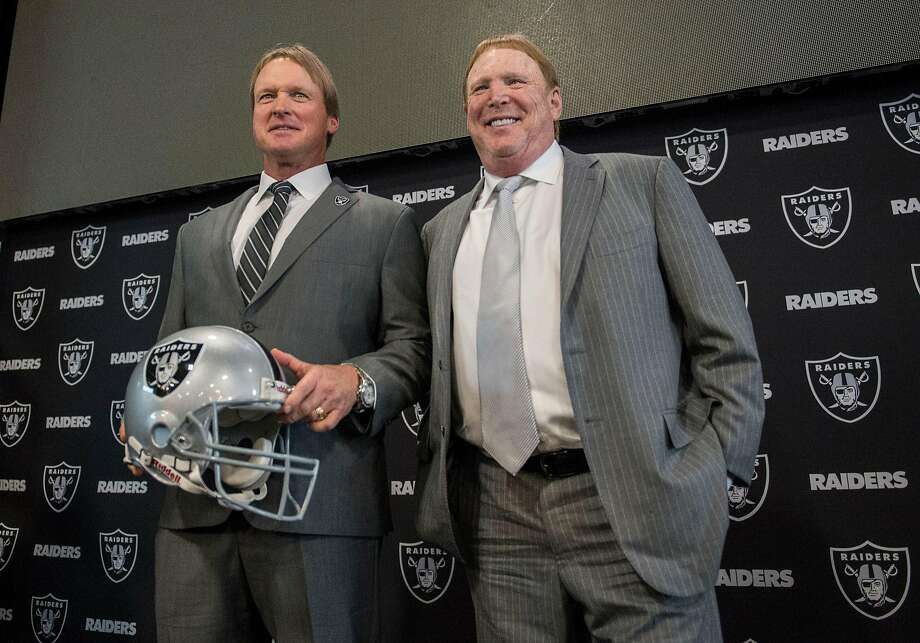 Jon Gruden, Raiders ready to take on their unfinished business