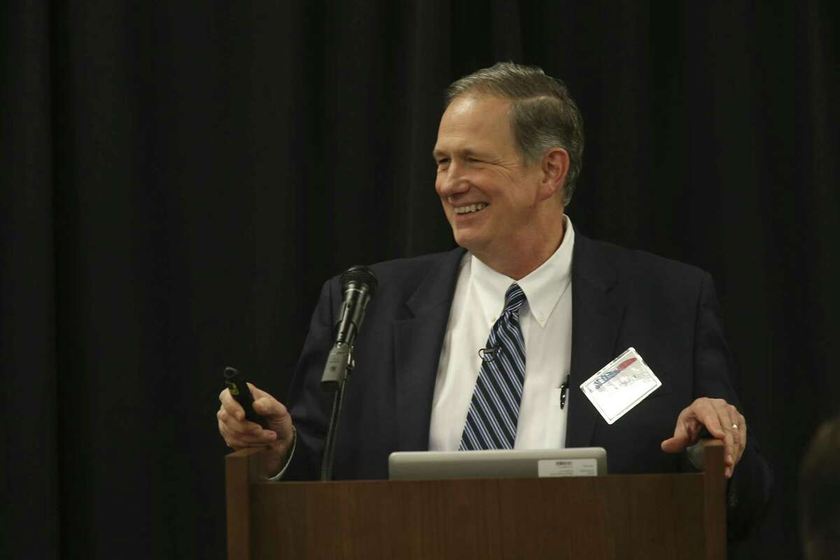 Federal Reserve Bank of Dallas assistant vice president and senior economist Keith Phillips