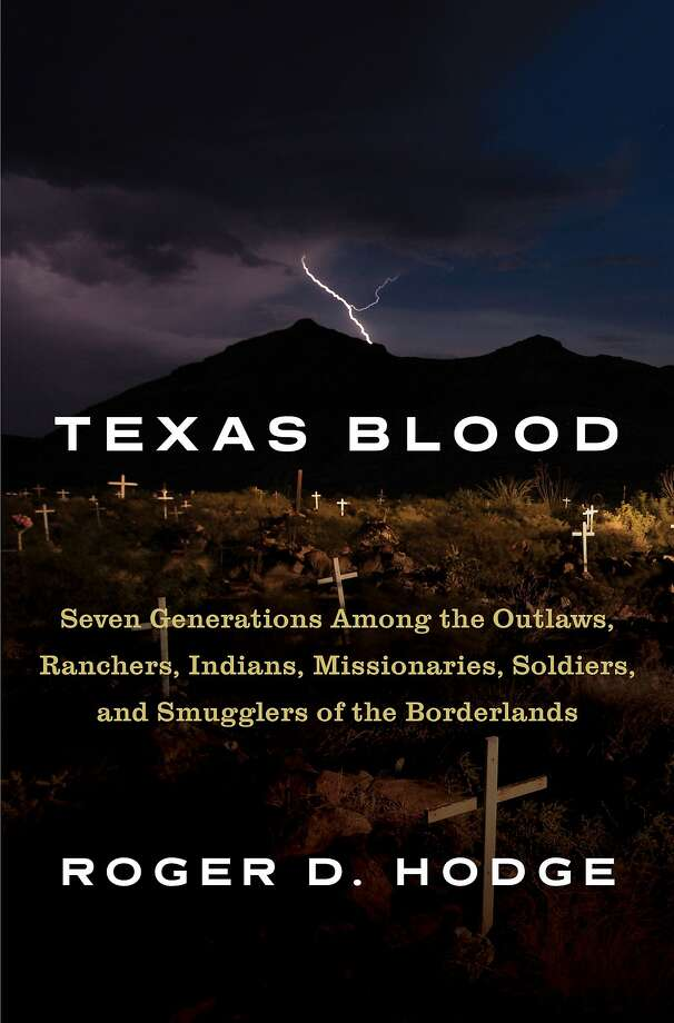 """Texas Blood"" Photo: Knopf"