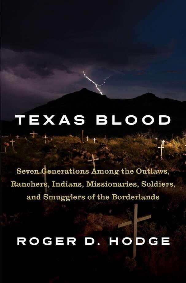 """Texas Blood"" Photo: Knopf"