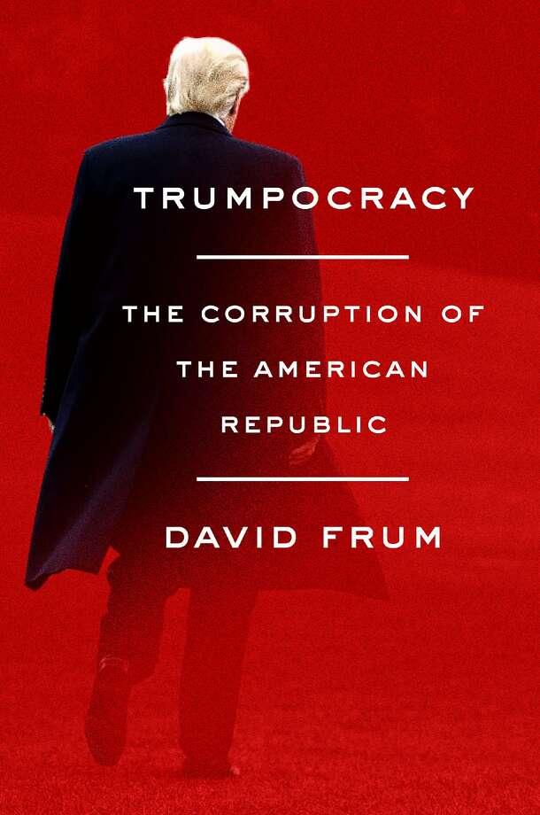 """""""Trumpocracy"""" Photo: Harper"""