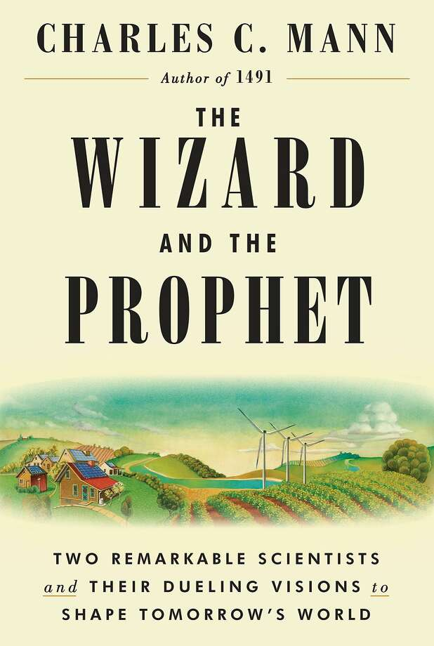 """""""The Wizard and the Prophet"""" Photo: Knopf"""