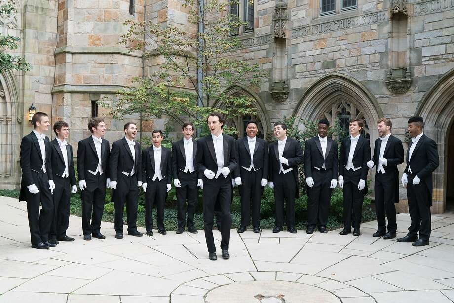 Yale a capella group the Whiffenpoofs Photo: Whiffenpoofs