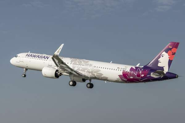 Hawaiian Airlines brand new Airbus A321neo now flies between Oakland and Maui and soon many other west coast routes