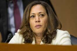 United States Senator Kamala Harris (D-Calif) on July 19, 2017 in Washington, D.C. Kamala Harris is joining the Senate Judiciary Committee, Democratic leaders announced Tuesday. (Ron Sachs/CNP/Sipa USA/TNS)