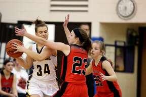 Kingston at North Huron — Girls Basketball 2018
