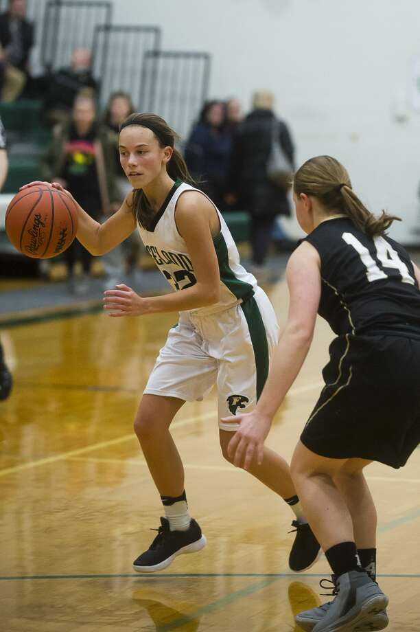 Bullock Creek vs. Freeland girls basketball - Tuesday, Jan ...