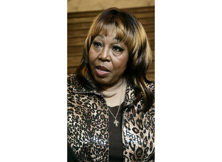 Denise LaSalle wrote hundreds of songs over a half-century career. Photo: Rogelio V. Solis, Associated Press