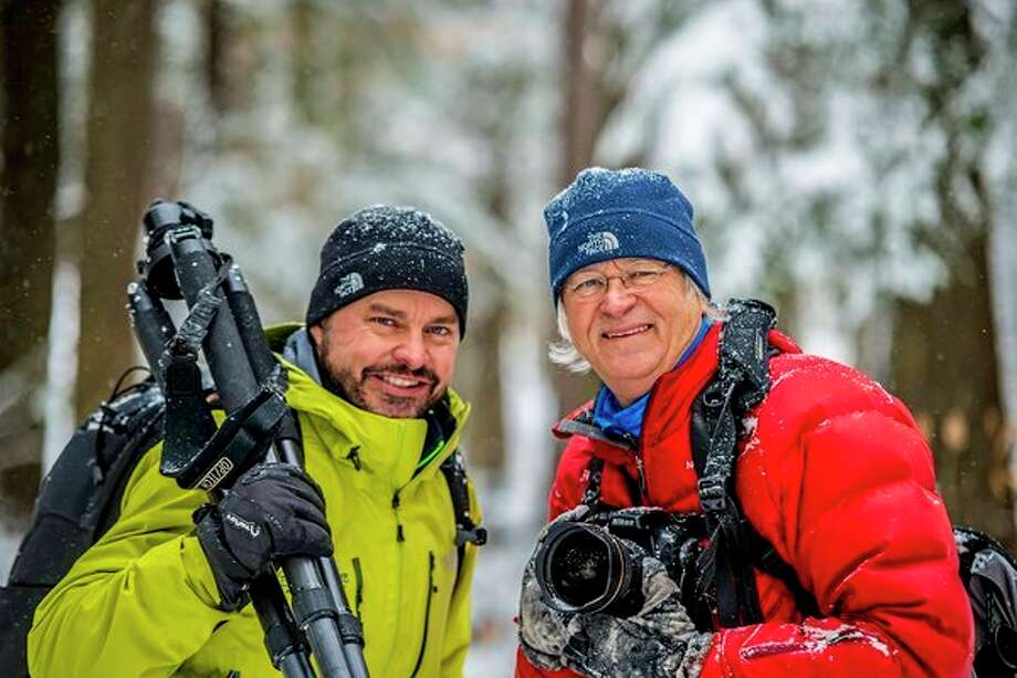 Brad and Tom Reed of Ludington will speak on landscape photography at the Midland Camera Club's meeting Jan. 16. at Midland Evangelical Free Church. (Photo provided) / BRAD REED