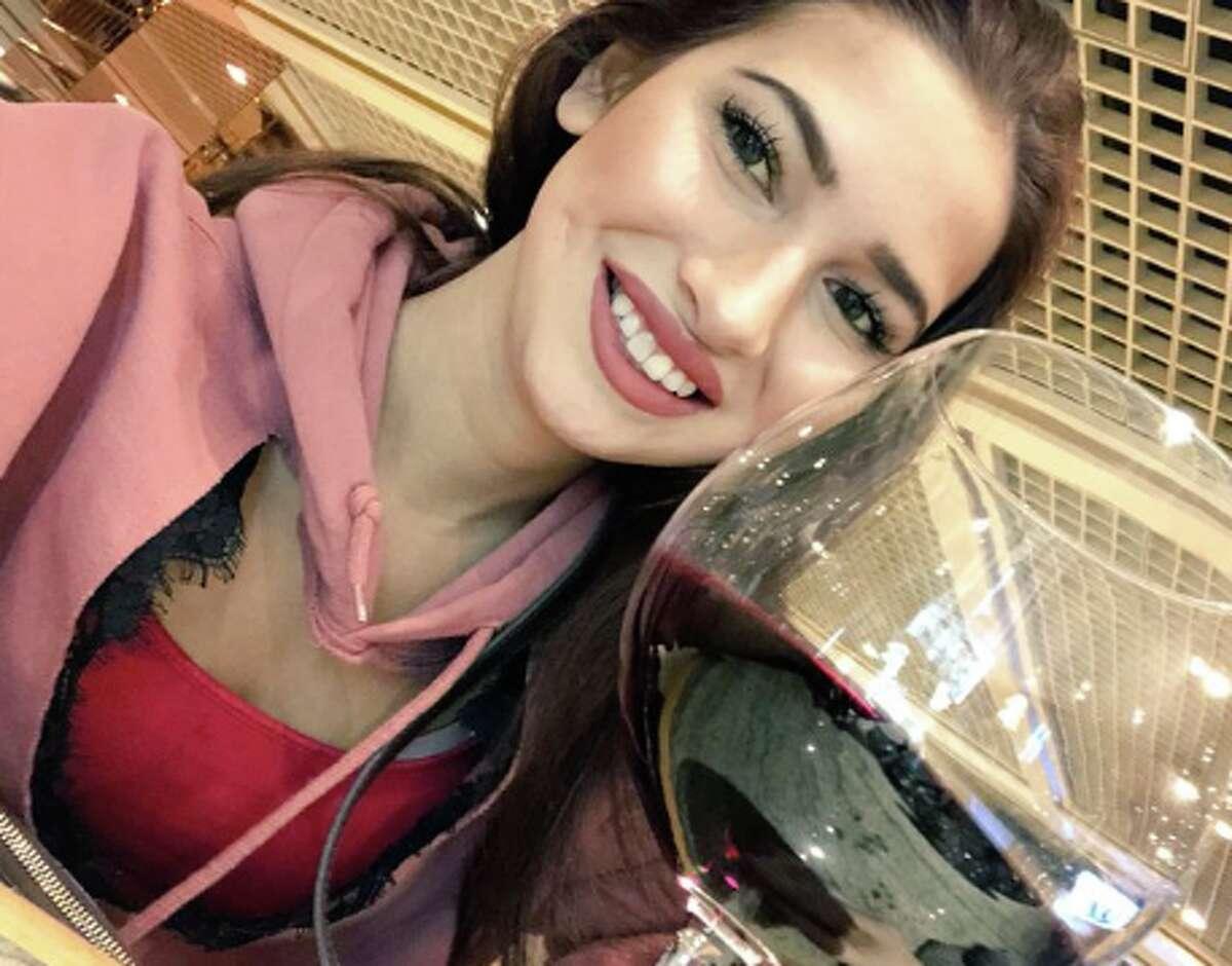 Olivia Nova, 20, a rising porn star, was found dead in Las Vegas on Sunday, Jan. 7.