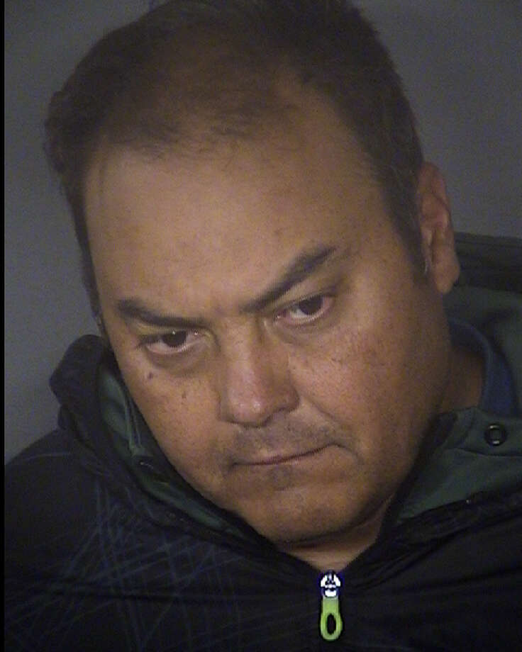 Ricardo Gil, 48, was arrested on suspicion of a bomb hoax.