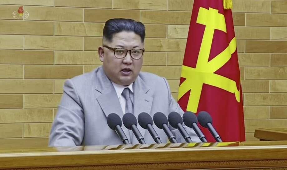 Japan's public broadcaster raised a false alarm about a North Korean missile test. Photo: Associated Press