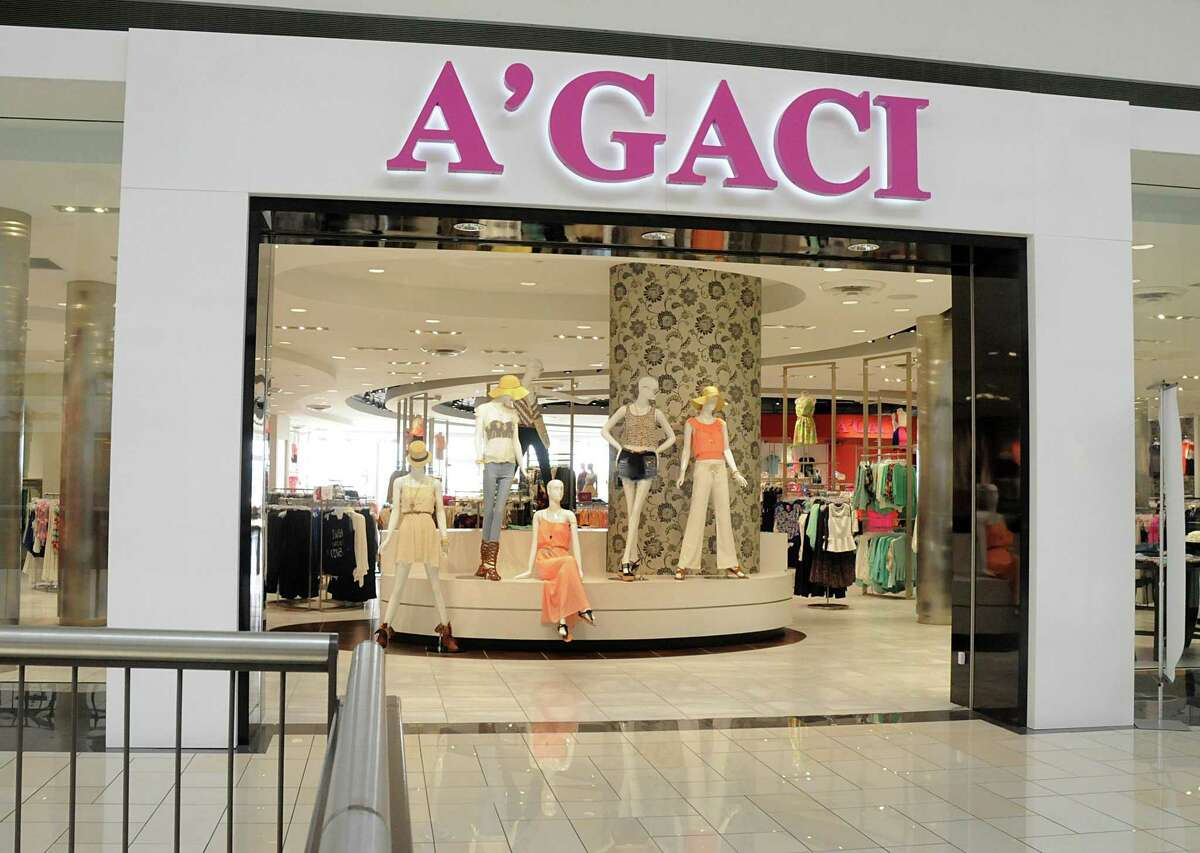 Women's fashion and accessories retailer A'Gaci filed for bankruptcy reorganization in August, the second time in less than two years. Reporting about $11 million in liabilities in its latest filing, A'Gaci was the 10th largest bankruptcy in the San Antonio area last year.