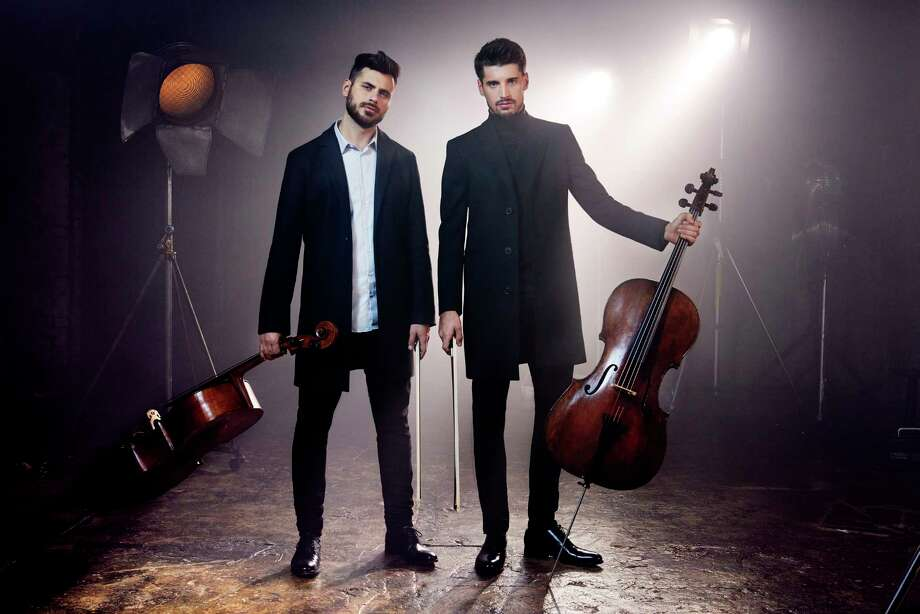 Society for the Performing Arts reschedules 2Cellos for