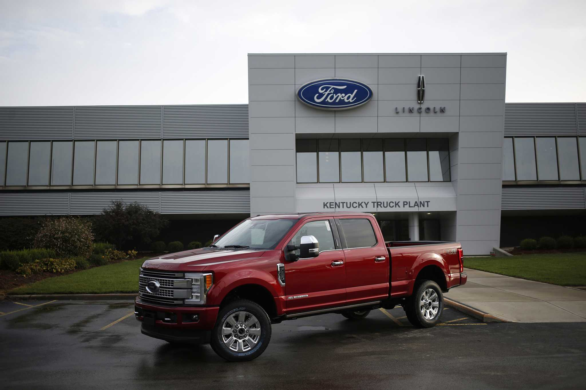 Ford sued by truck owners claiming sel engines were rigged SFGate