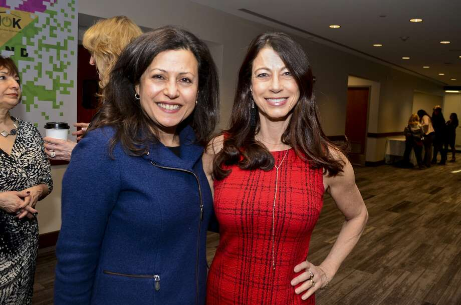 Were you Seen at the Women@Work breakfast event presented by Bank of America, with Dawn Abbuhl, President of Repeat Business Systems, at the Hearst Media Center in Albany on Wednesday, January 10, 2018? Not a member of Women@Work yet? Join today: www.timesunion.com/womenatworkjoin Photo: Colleen Ingerto / Women@Work