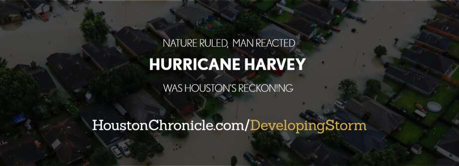 Lessons learned from our Harvey series
