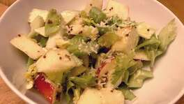 Celery and Apple Salad is a great way to take advantage of the winter apple bounty still in stores.