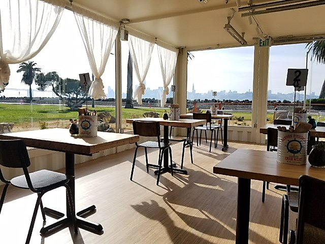 Meet Mersea The New Restaurant Ready To Open On Treasure Island