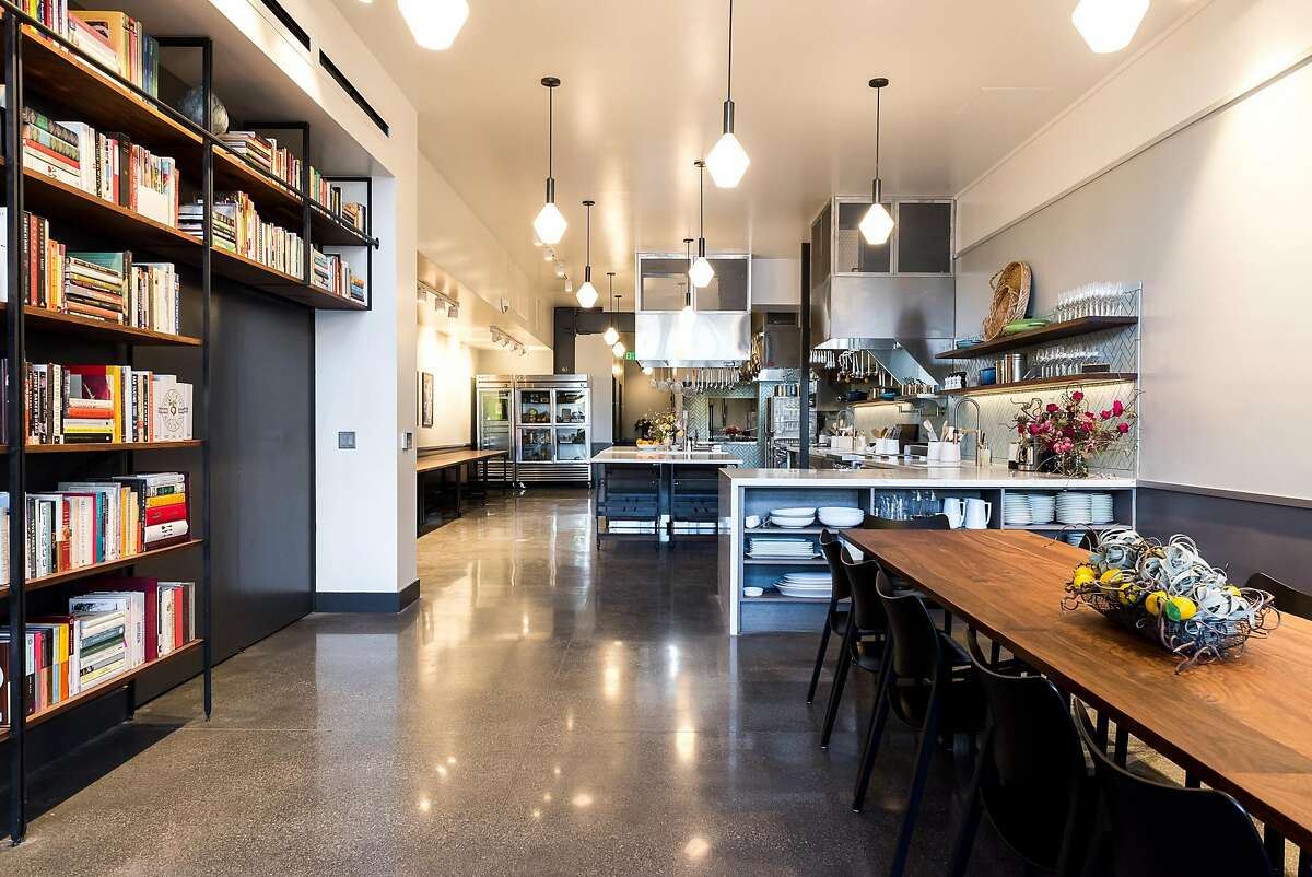 Civic Kitchen, a new culinary school for home cooks, opens this week in San Francisco's Mission District.
