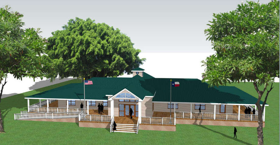 Construction is scheduled to start in January onthe environmental education center at John Paul's Landing Park in Harris County Precinct 3. Photo: Harris County Precinct 3