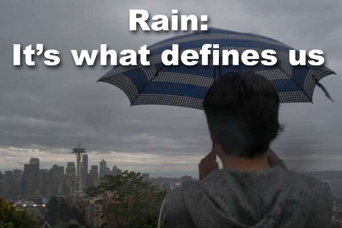 Rain in Seattle is a defining factor, it makes our identity. Keep clicking to see how.