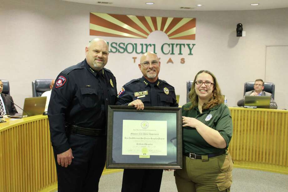 Missouri City Police Department Recognized As Among Top