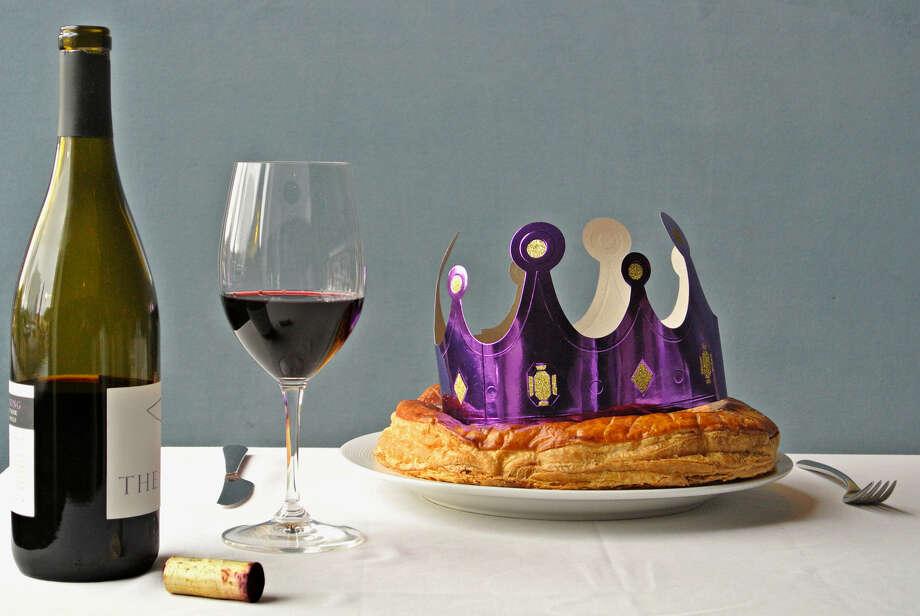 Etoile Cuisine et Bar offering Kings' Cake through Jan. 31.