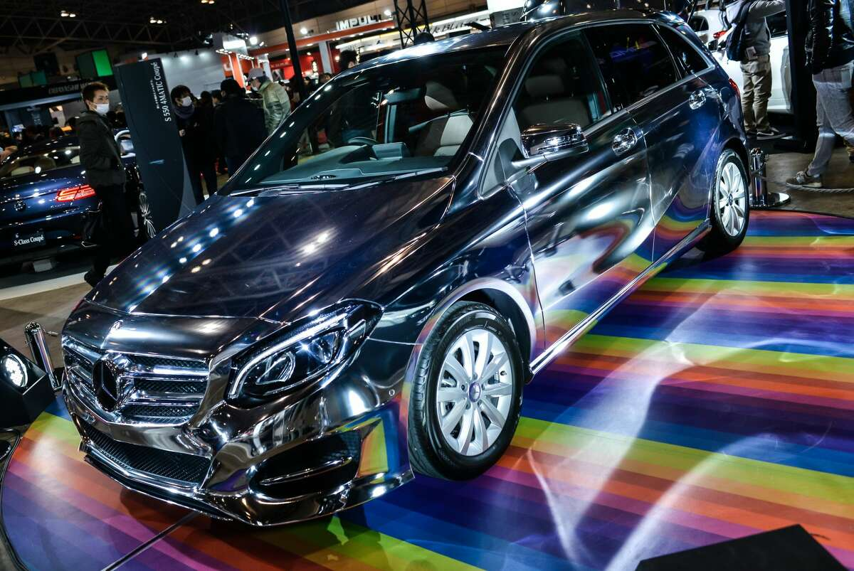 Mercedes-Benz B-Class Electric Drive - 744 sold