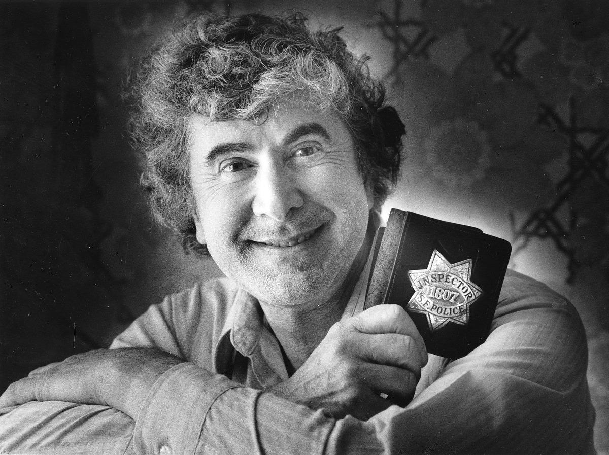FILE - Inspector David Toschi retires, July 3, 1985.