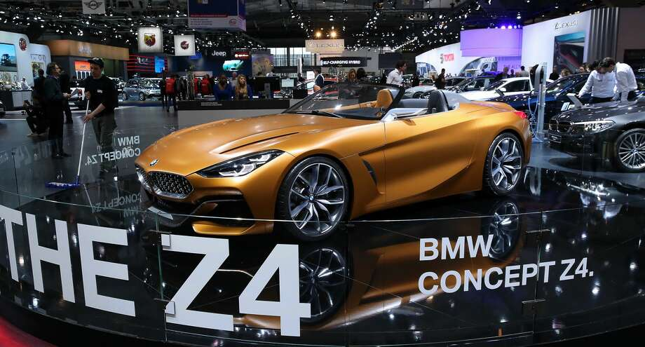 BMW Z4 - 502 sold Photo: Anadolu Agency/Getty Images