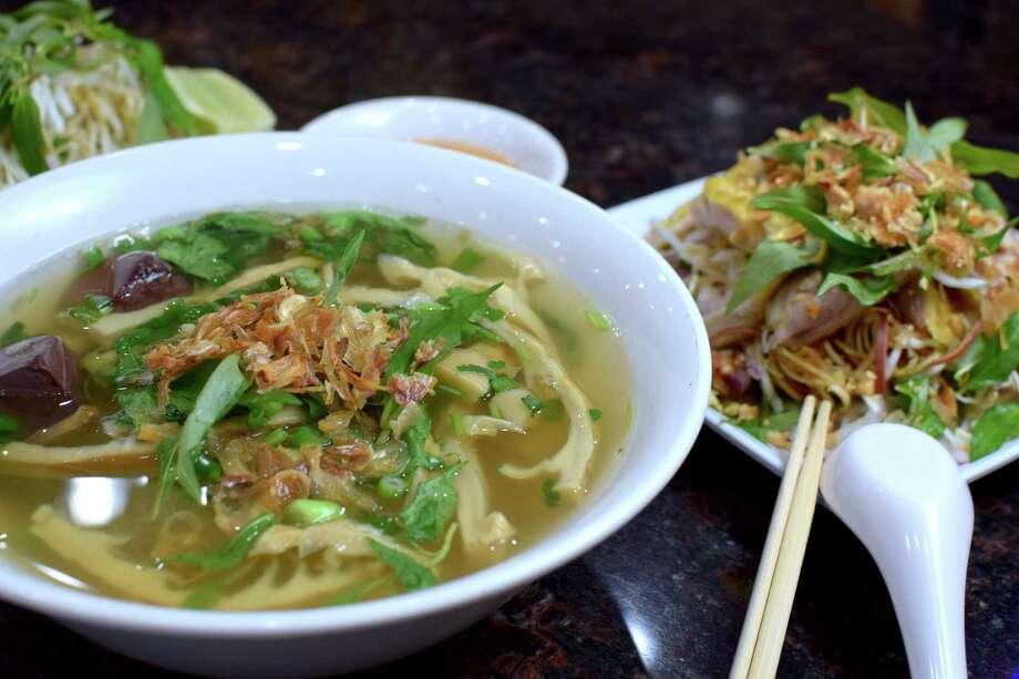 Mien Mang Ga at Com Ga Houston Photo: Mai Pham