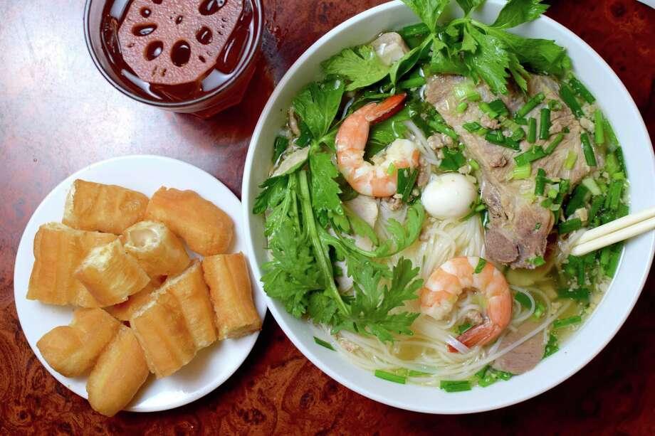 Hu Tieu Nam Vang at Hu Tieu Hong Phat Photo: Mai Pham