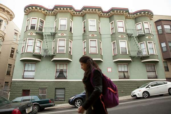 Big SF landlord Veritas sued by long-term renters claiming