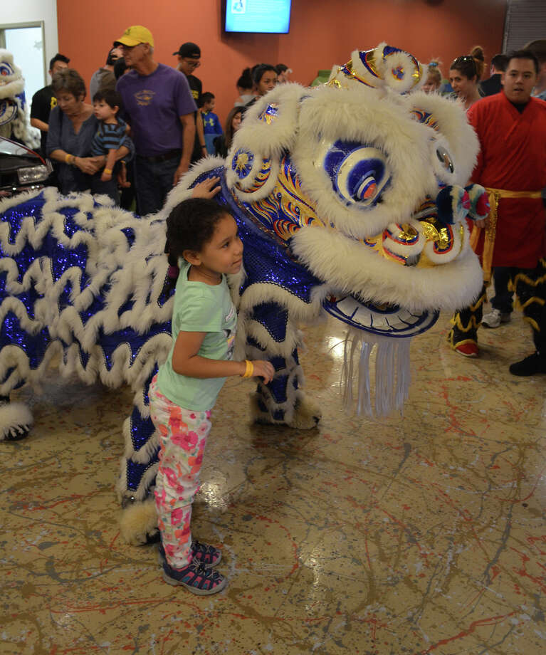The Woodlands Children's Museum is celebrating The Chinese New Year with performances, art projects and games Saturday, Feb. 10.