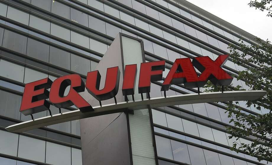 FILE - This July 21, 2012, file photo shows signage at the corporate headquarters of Equifax Inc. A handful of customers of the company who elected to sue the company in small claims court using chatbot Do Not Pay say they have won their judgements against the company. Photo: Mike Stewart / Associated Press 2012