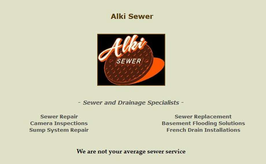 The owner of Alki Sewer is charged with manslaughter after a worker died at a work site under the company's previous identity, Alki Construction. Photo: Alkisewer.com
