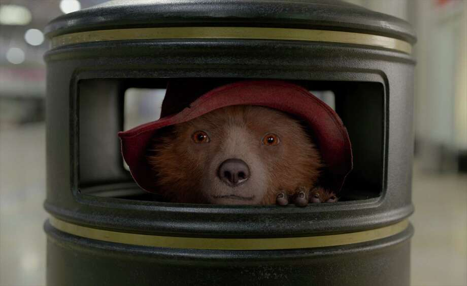 """""""Paddington 2""""The second kids movie hitting town this week is a sequel to the 2014 film """"Paddington,"""" about a lonely bear who finds a home with the Brown family. In the sequel, he discovers finding loved ones doesn't mean he won't still have troubles.Playing throughout Houston. Photo: Warner Bros. / Online_yes"""