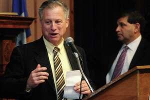 Norwalk Public Schools CFO Thomas Hamilton