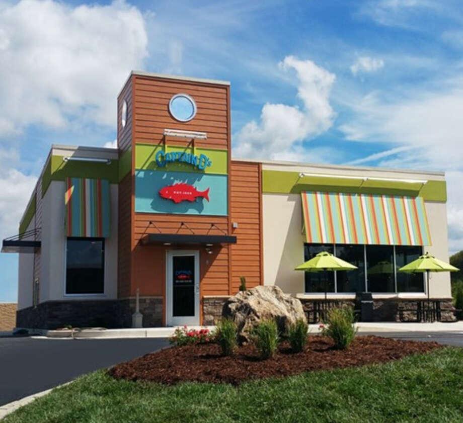 Captain D S Opens New Houston Restaurant Marking 14 Texas